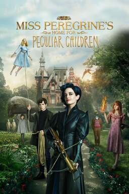 Miss Peregrine's Home for Peculiar Children (missing thumbnail, image: /images/cache/121240.jpg)