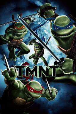 Teenage Mutant Ninja Turtles IV Poster