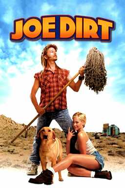 The Adventures of Joe Dirt Poster
