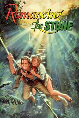 Romancing the Stone Poster